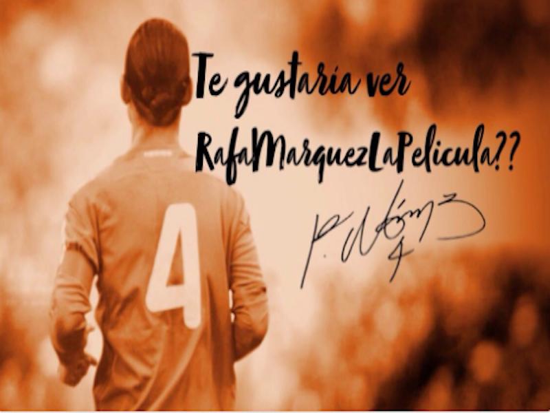 Se estrena documental de Rafa Márquez