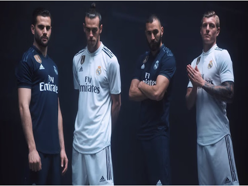 Real Madrid lanza uniforme 2018-19 - Estadio Deportes d9f4655cd1bc5