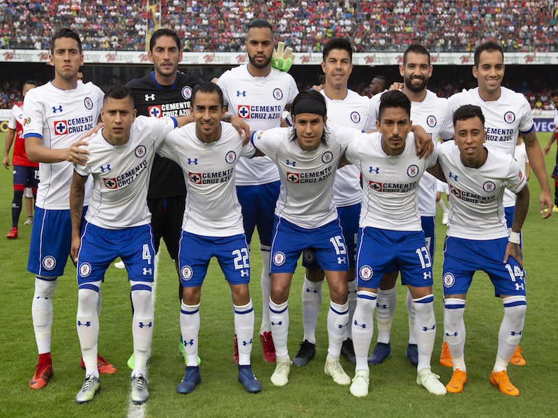 Crack NO traicionará a Cruz Azul por América