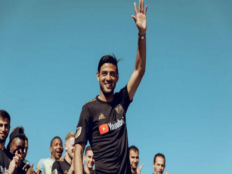 Vela se refrenda como el goleador mexicano en la MLS