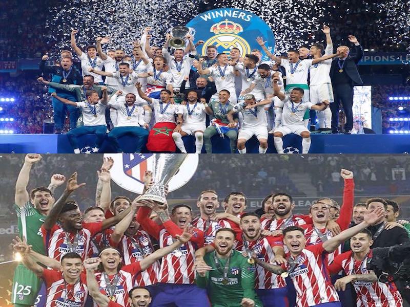 Derby madridista en Supercopa de Europa