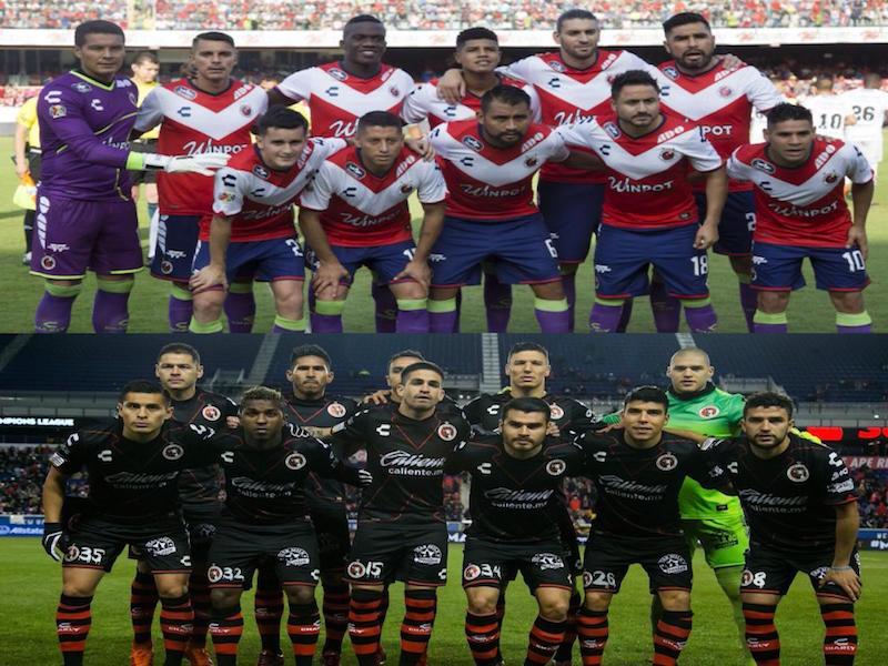Xolos cambia a Fox Sports y Veracruz cambia de horario