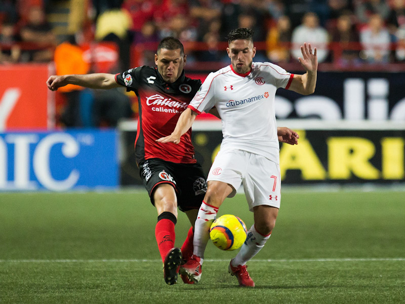 Xolos saca mínima ventaja a Toluca en semifinales