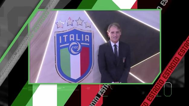Mancini, nuevo técnico de Italia