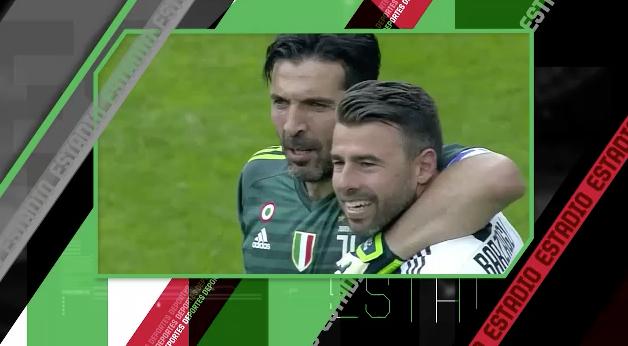 Se despiden Buffon e Iniesta