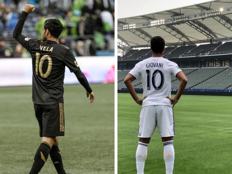 Giovani y Vela, entre los 5 mejor pagados de la MLS