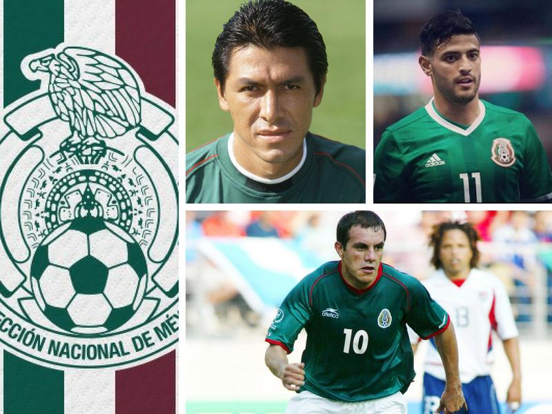 Mexicanos en buen momento que no asistieron al Mundial