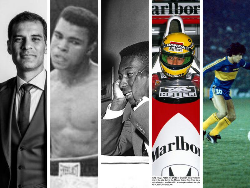 Leyendas del Deporte y sus documentales