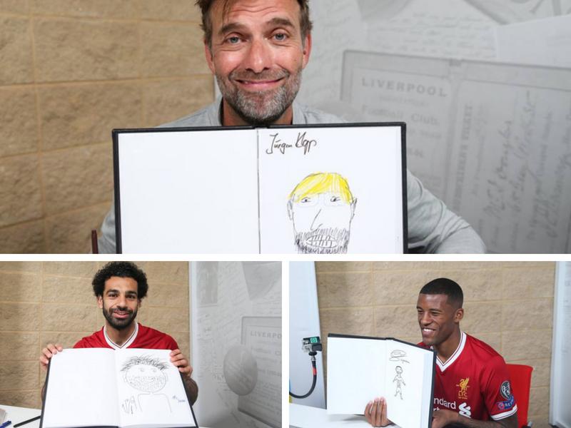 ¿Quién es el mejor artista del Liverpool?