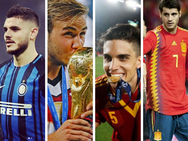 Equipazos que se harían con jugadores que no van al Mundial