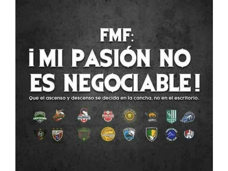 Futbolistas del Ascenso MX quieren justicia, no dinero