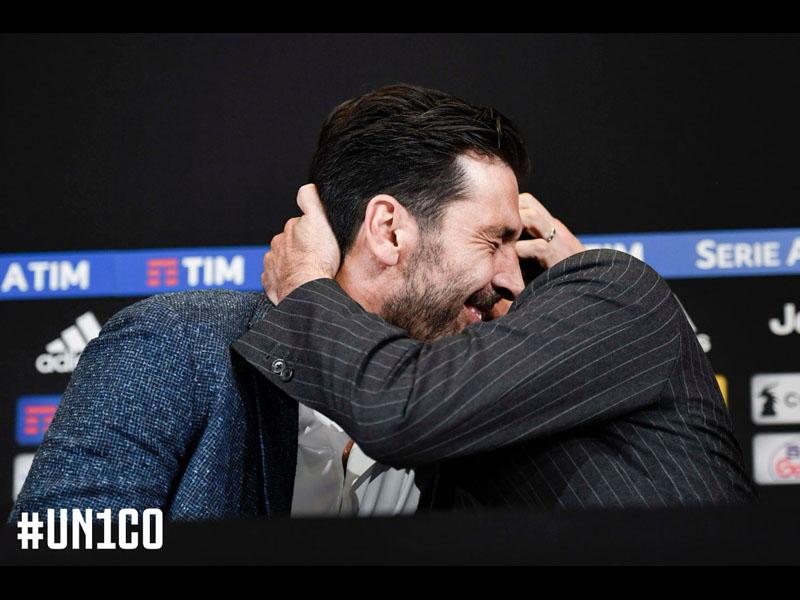 Historia de amor entre Buffon y Juventus llega a su fin