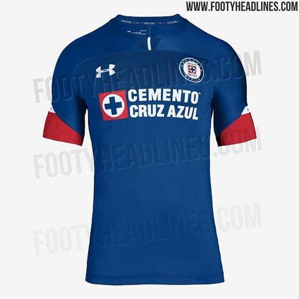 3fa3f9923 Se filtra nuevo jersey de Cruz Azul - Estadio Deportes