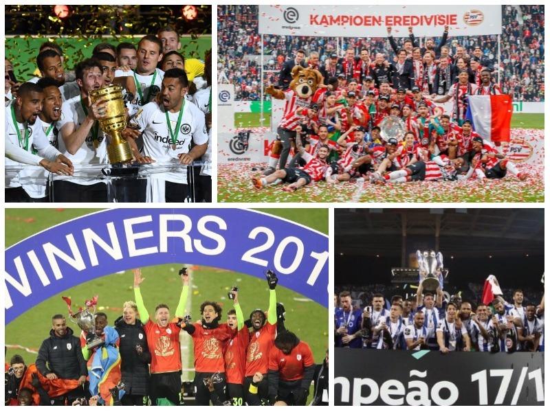 Mexicanos conquistaron Europa en temporada 2017-18