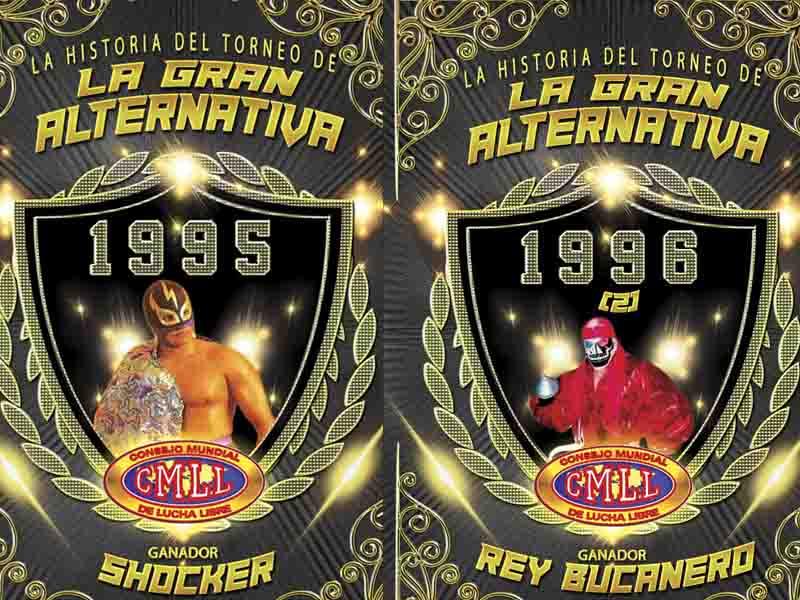 Torneo 'La gran alternativa' 2018 inicia en la Arena México