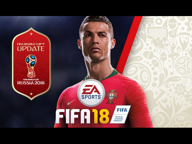 FIFA 18 lanzará gratis actualización mundialista