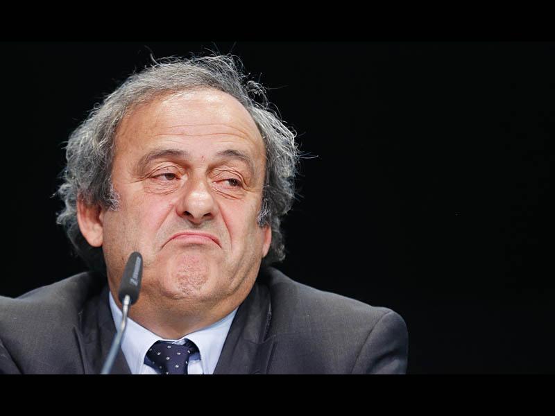 Platini acepta amaño para beneficiar a Francia en 1998