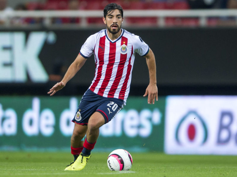 Rodolfo Pizarro ¡Fuera de Chivas!