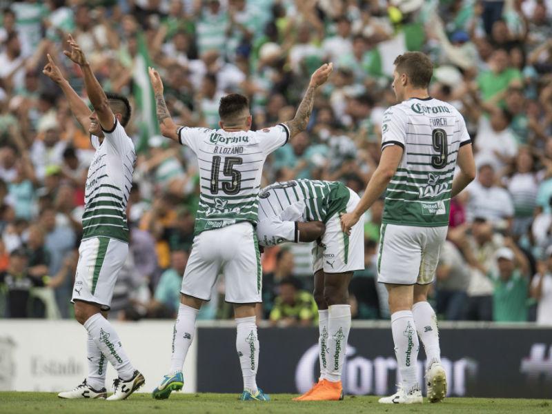 Santos hace el milagro y elimina a Tigres de la Liguilla