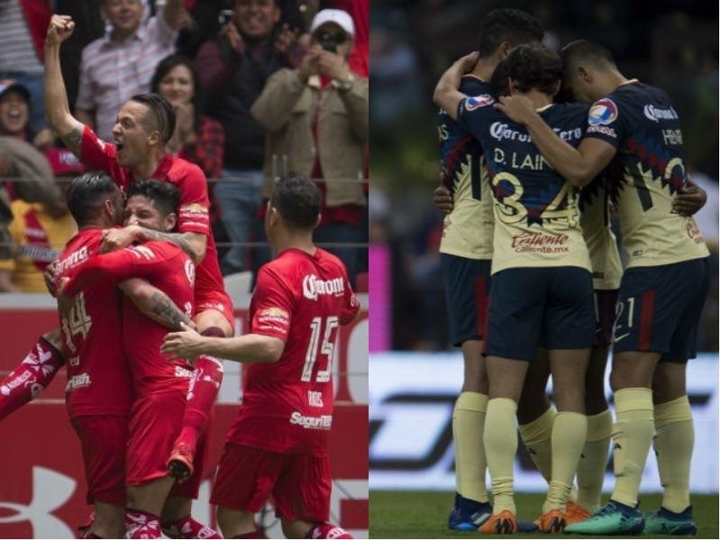 Toluca y América, ¿los favoritos para la Final?