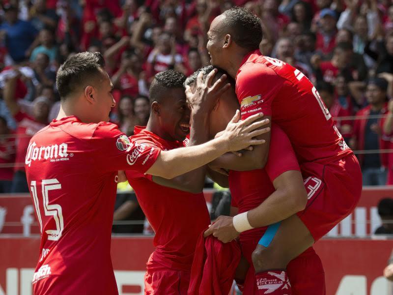 Toluca hace la 'diablura' y es finalista del Clausura 2018