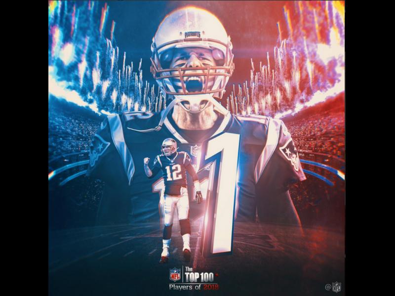 Los 10 mejores del NFL 2018