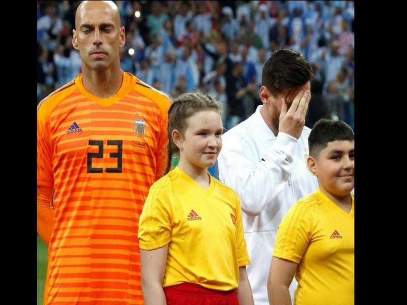 Los mejores memes de la derrota de Argentina