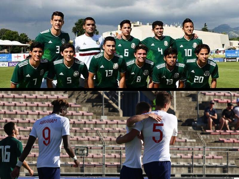 México Sub-21 deja ir el título en Toulon