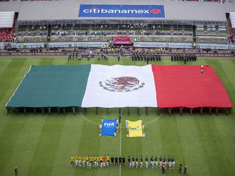 Fallece aficionado mexicano en el México-Escocia