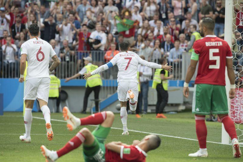 Cristiano Ronaldo: mismo estadio, distinta gloria