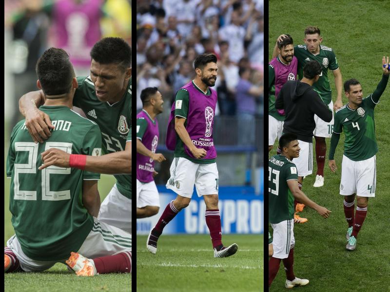 Reacciones: México 1-0 Alemania, rompe records