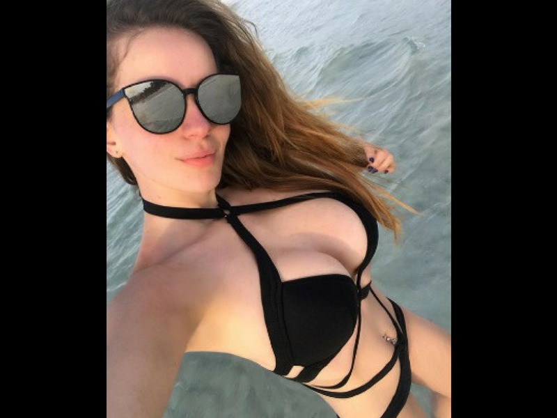 Aimée Álvarez, una belleza para celebrar
