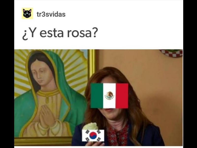 Los memes de México y su pase a 8vos gracias a Corea