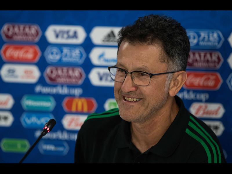 """""""Esperamos mostrarle al mundo de lo que es capaz México"""": Osorio"""