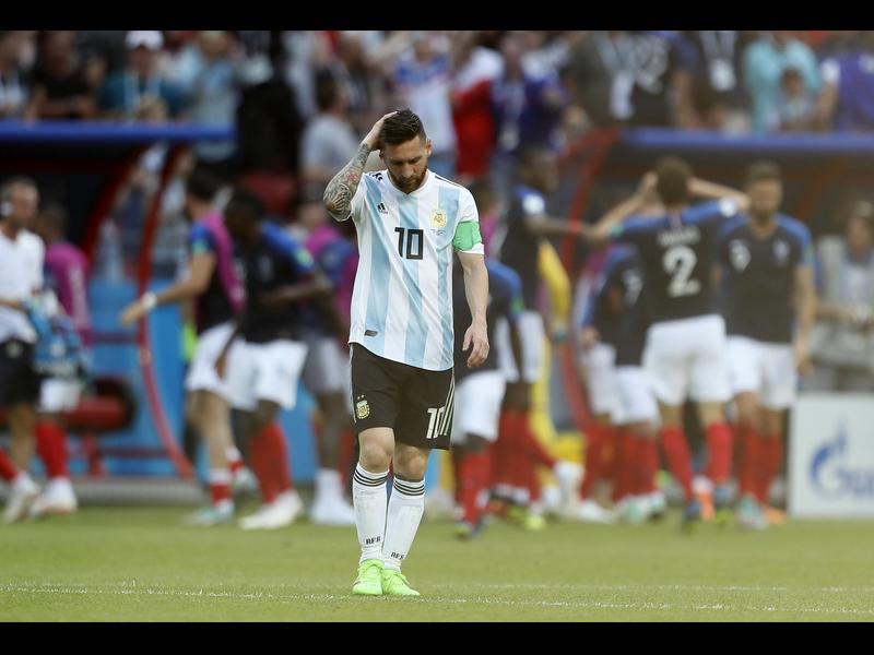 ¡Francia está en Cuartos de Final, Argentina, Eliminada!