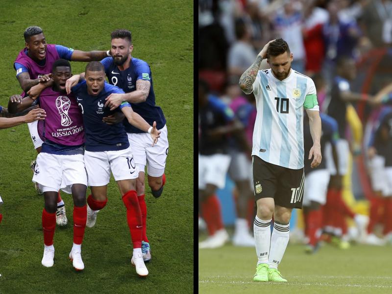 Mbappé y Francia derrumban sueño argentino
