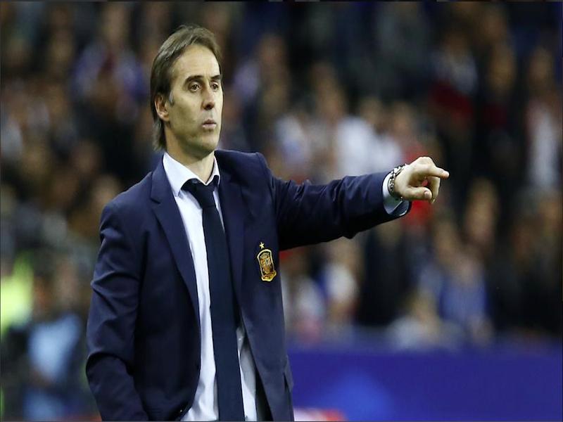 Julen Lopetegui será nuevo DT del Real Madrid