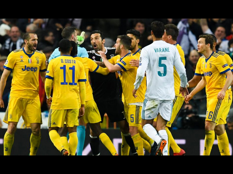 UEFA suspende a Buffon