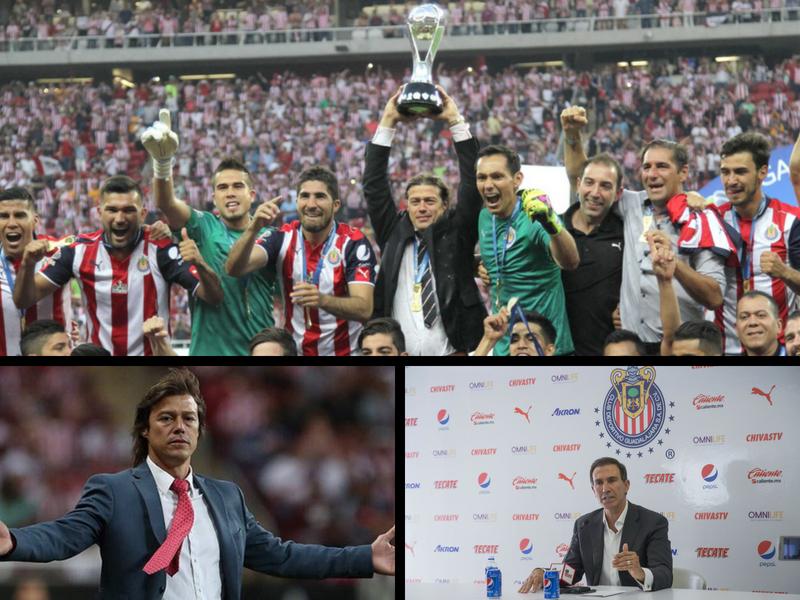 Jugadores de Chivas vuelven a dar la espalda a la directiva