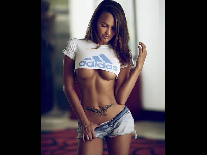 Natalie Golba, una belleza rusa hecha con amor
