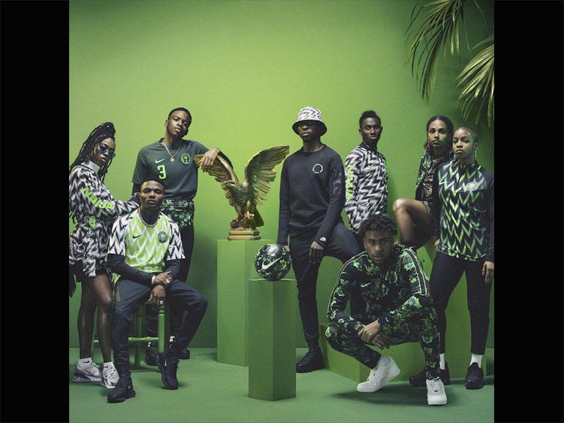 Nigeria se luce para Rusia 2018