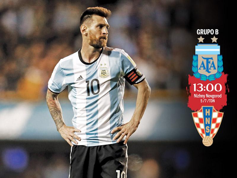 No dejen solo a Messi