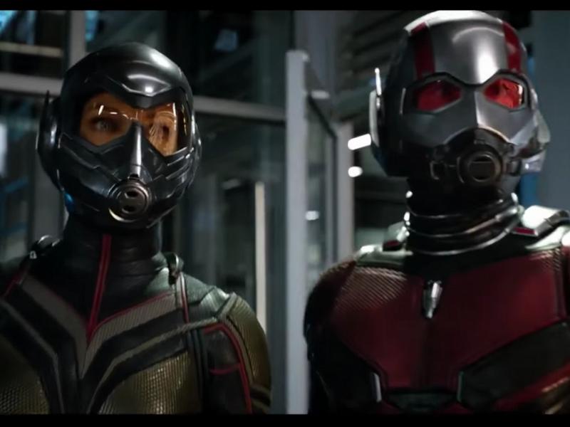Ya se sabe el paradero de Ant-Man en Infinity War
