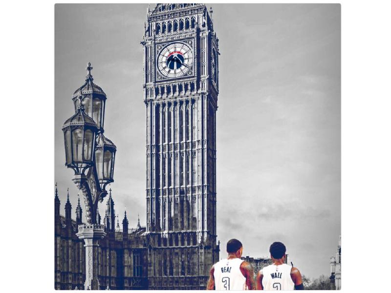 La NBA regresará a Londres en 2019
