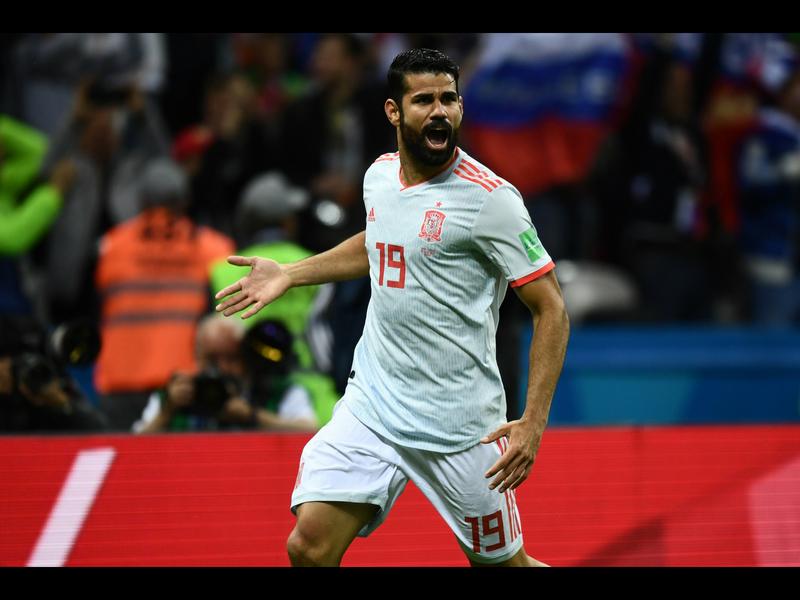 España consigue una sufrida victoria ante Irán