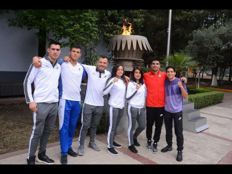 Mezcla de juventud y experiencia en taekwondo en Barranquilla 2018