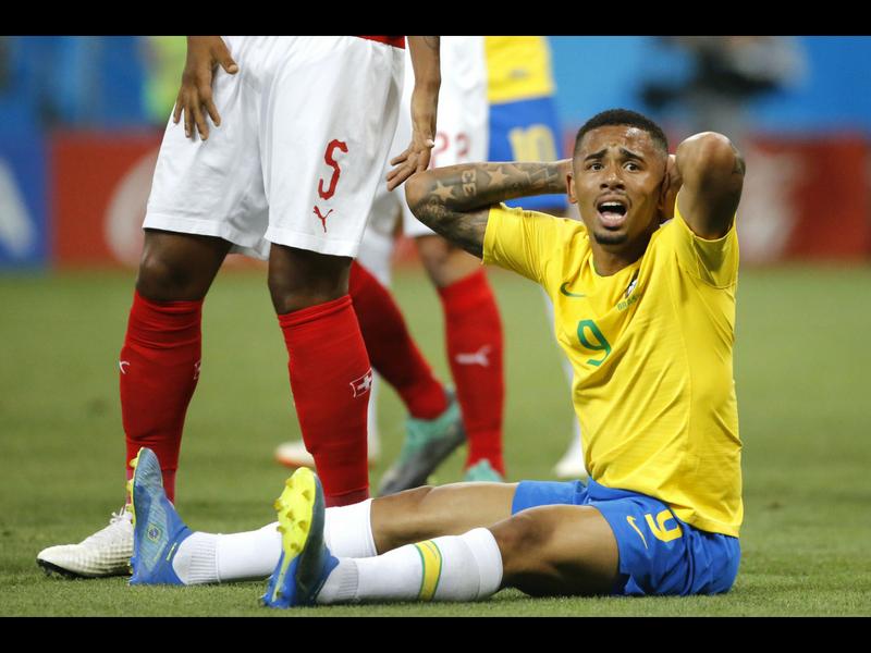 Brasil no pudo con los suizos y empata en su debut