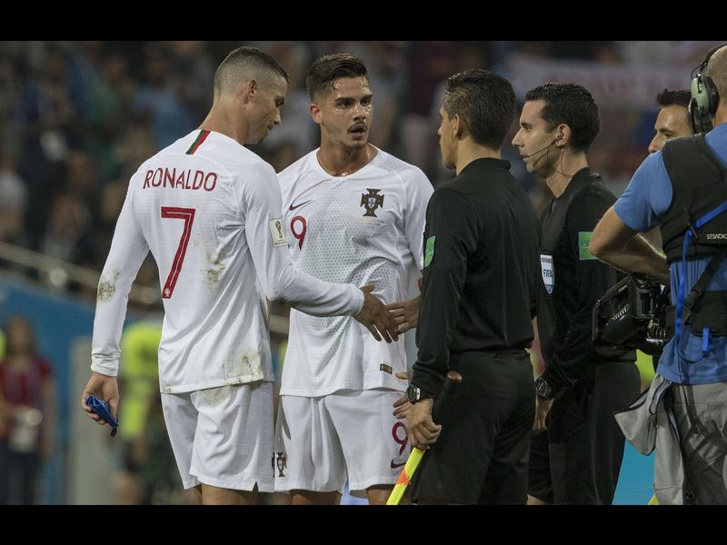 También Cristiano; Portugal queda fuera del Mundial