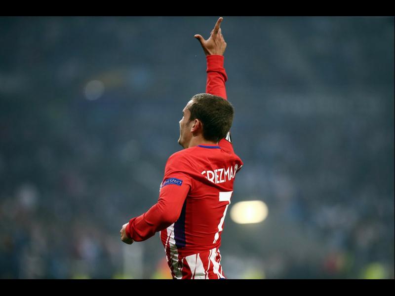 Atlético renueva a Antoine Griezmann