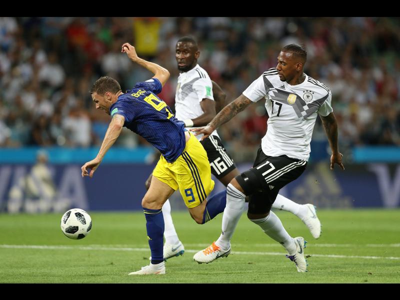 Alemania sigue vivo con triunfo ante Suecia